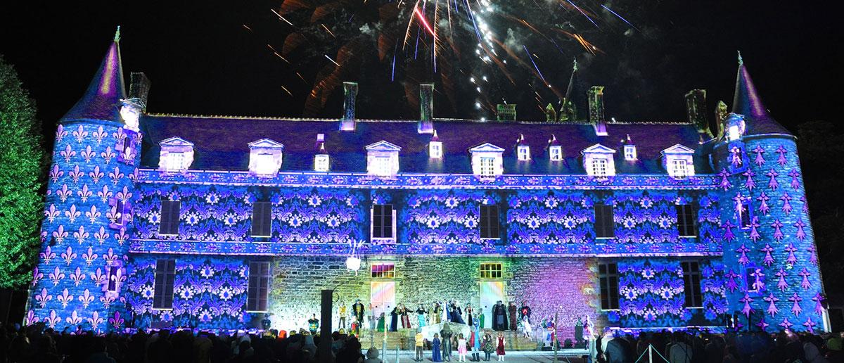 Erquy - Château de Bienassis